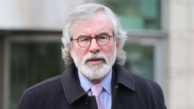 Gerry Adams has had his convictions quashed