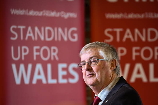 """First Minister Mark Drakeford calls for """"regular"""" and """"reliable"""" contact from the government"""