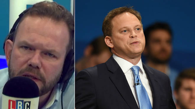 James O'Brien has a withering putdown for Grant Shapps