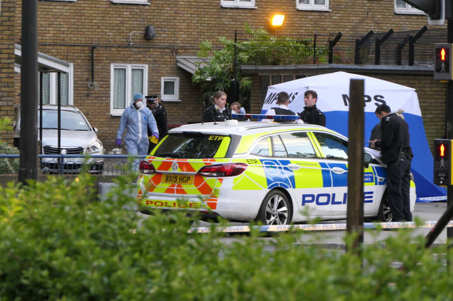 Police are investigating a fatal stabbing in Southwark