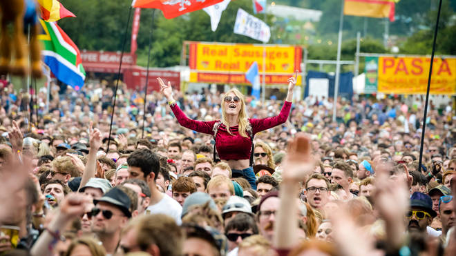 File photo: Glastonbury is among the major live music events cancelled this year