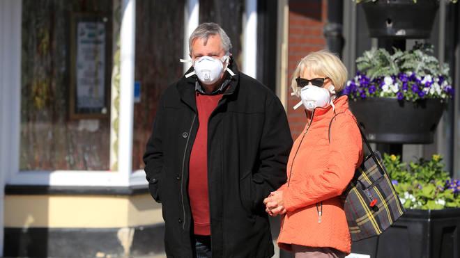 Coronavirus may never go away, the WHO has warned