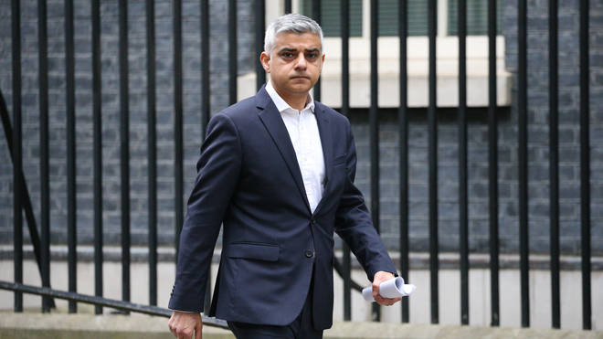 Sadiq Khan says TfL needs a bailout or it will have to cut services