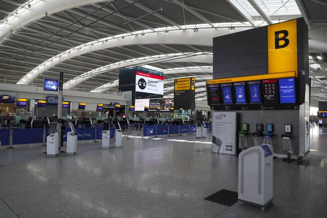 When will Heathrow be full again?