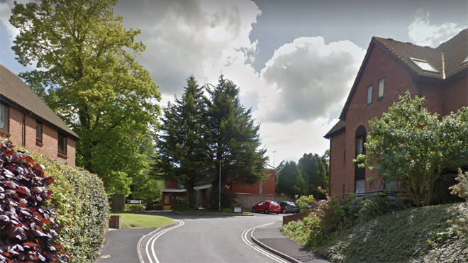 Police were called to Ashridge Court in Newbury