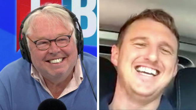 Ryan the plumber called in to LBC to speak to Nick Ferrari