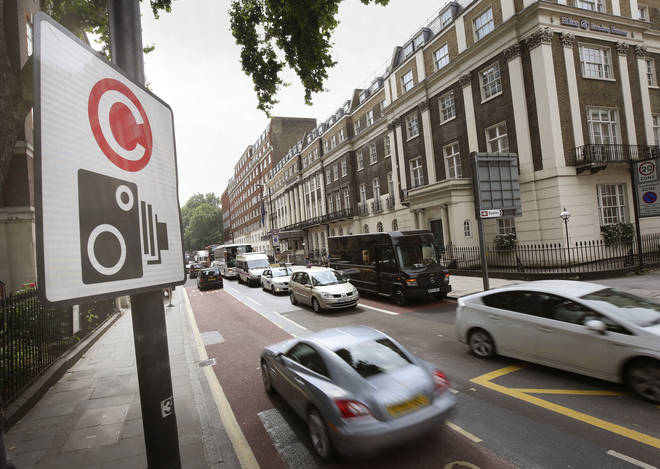 The Congestion Charge is rising by 30%