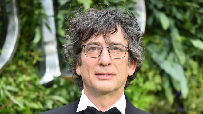 """Neil Gaiman has defended his decision to fly back """"home"""" to the Isle of Skye"""