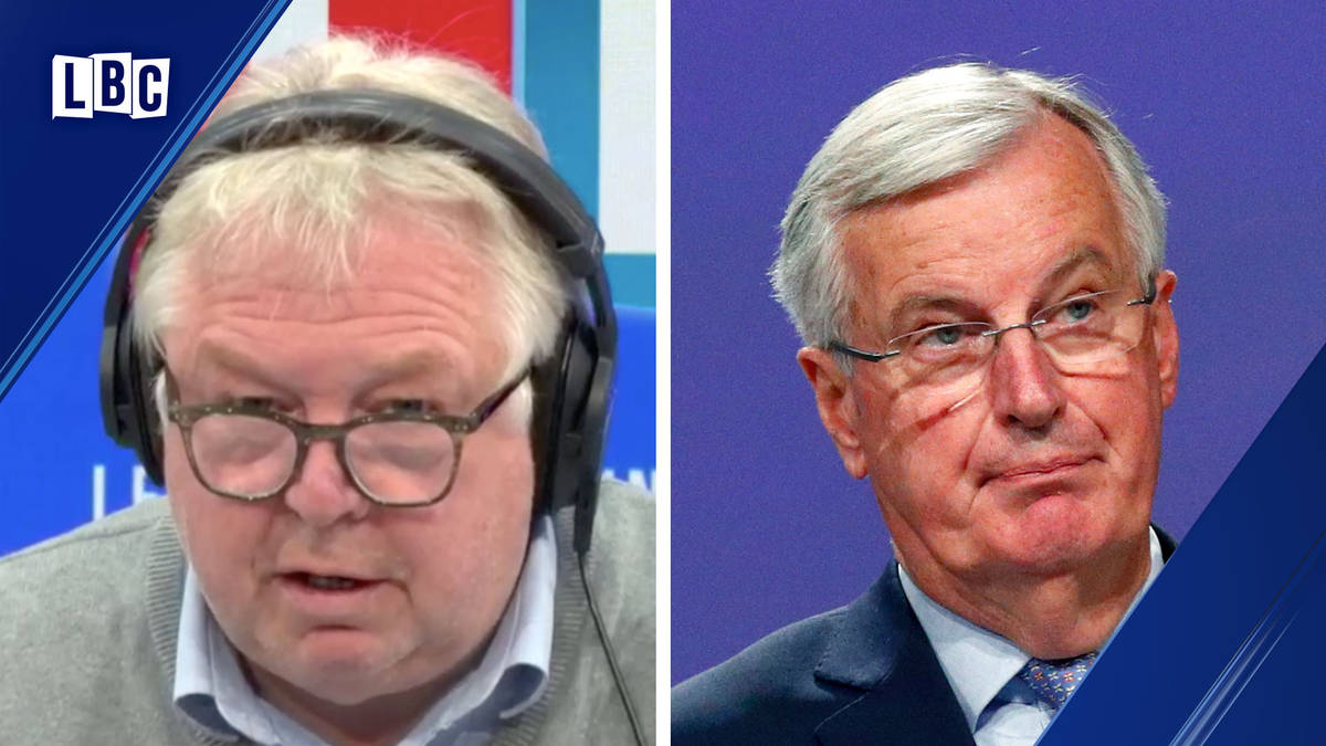 """""""I've never seen Michel Barnier as angry as he was after last week's Brexit talks"""""""