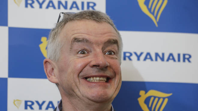 The Ryanair CEO hit out at the Government over its coronavirus response