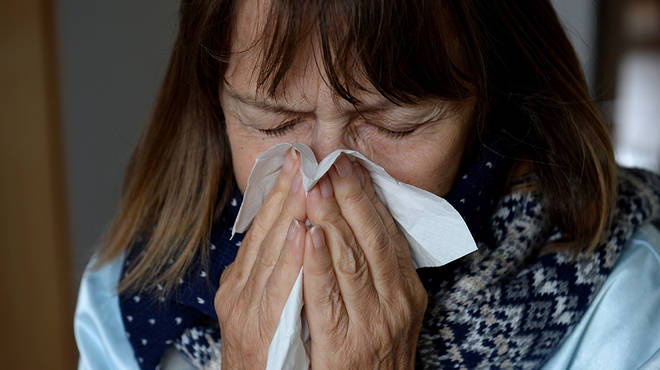 Anosmia, a loss of smell, has been added to the coronavirus symptoms list