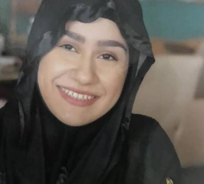Aya Hachem died on Sunday