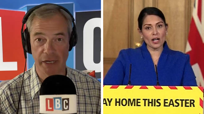 Nigel Farage gives his take on the immigration bill