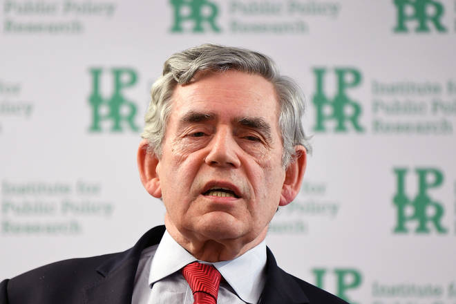 Former Prime Minister Gordon Brown is leading the calls for increased testing