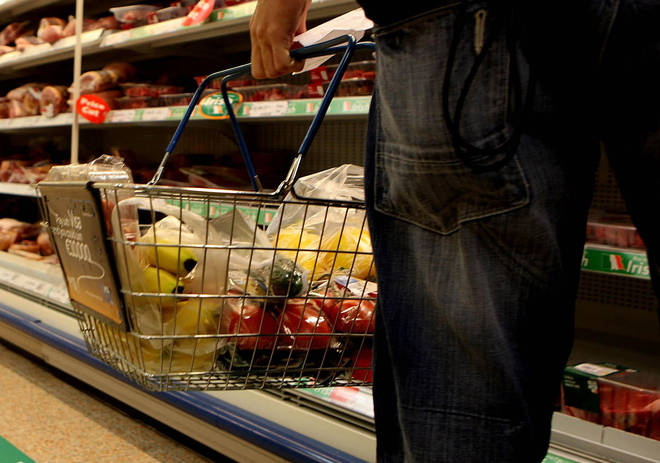Nick was surprised at how careful the public must be with handling goods in supermarkets