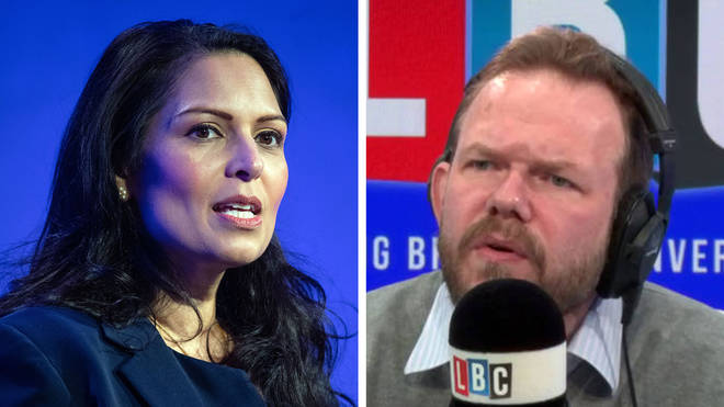 James O'Brien reacted to the Immigration Bill