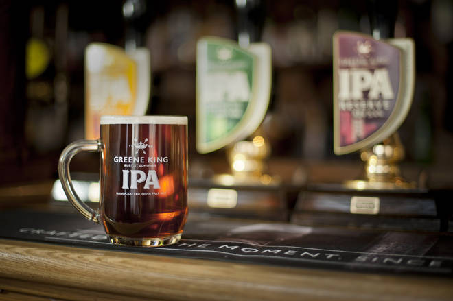 Pubs will reopen gradually but will have to adhere to social distancing measures when they do
