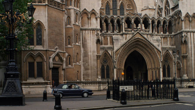 The challenge was being heard at the High Court