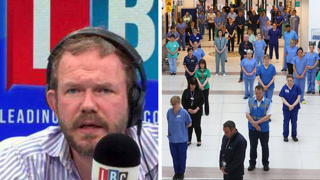 James O'Brien was angry at the Home Office decision