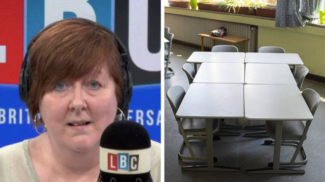 "Shelagh Fogarty&squot;s powerful response to caller who says lockdown is for ""a problem that doesn&squot;t exist"""