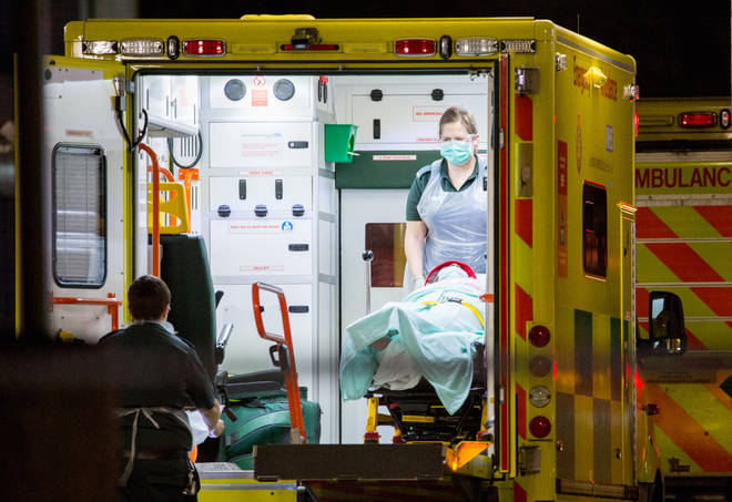The latest coronavirus death toll has been announced