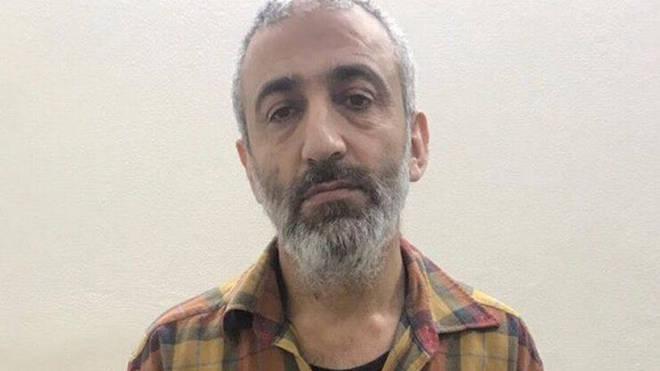 Abdulnasser al-Qirdash has reportedly been captured in Iraq