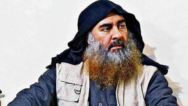 Abu Bakr al-Baghdadi died in October