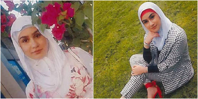 Aya Hachem died after being shot outside Lidl