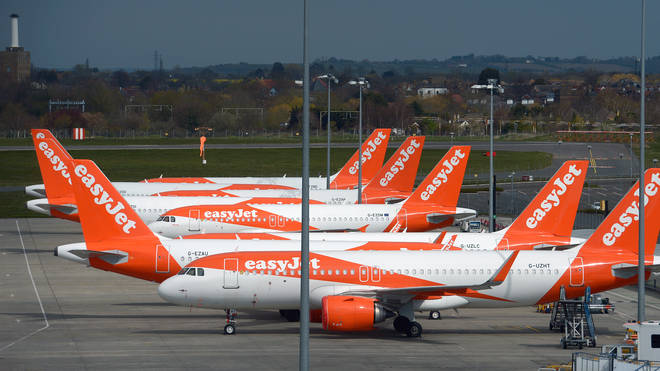 The airline announced it would resume flights from 22 UK airports