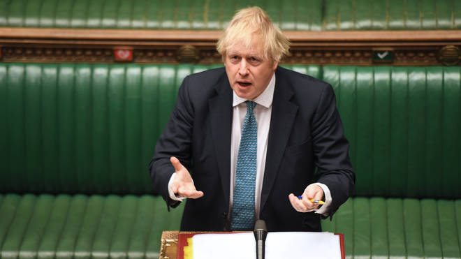 Boris Johnson yesterday said the levy helped bring in money for the NHS