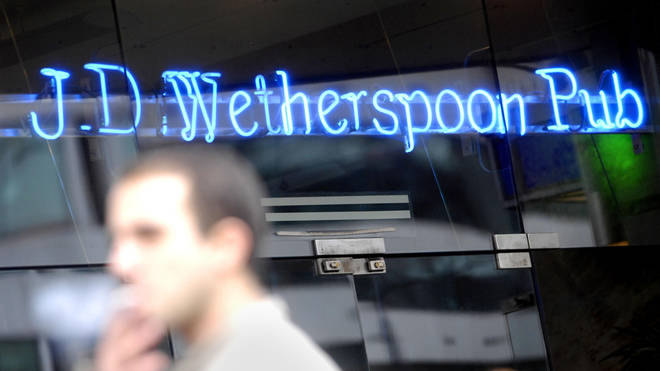 Wetherspoons has announced its plan for reopening its UK pubs