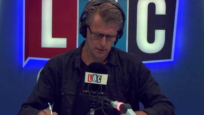 Andrew speaks to former policeman Daniel