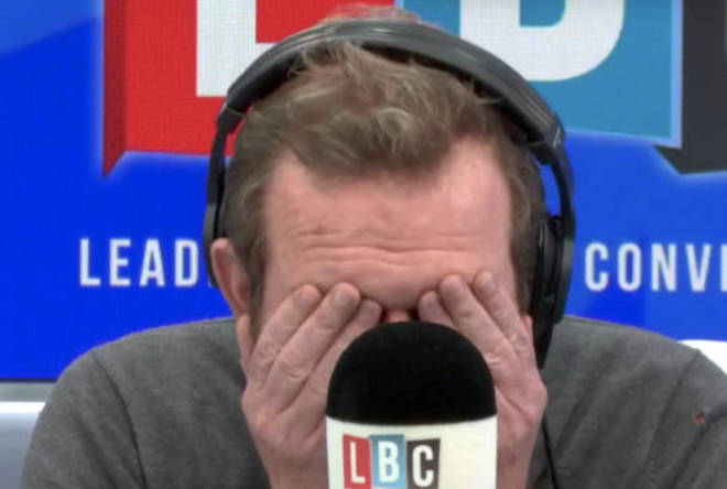 James O'Brien said he was in despair when comparing the two countries' responses