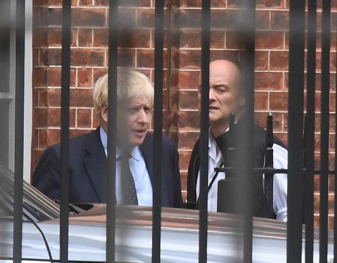 Dominic Cummings is Boris Johnson's most senior advisor