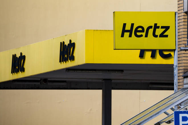 Hertz has more than 400 outlets across the UK and Ireland
