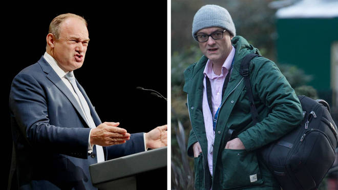 Sir Ed Davey condemned Dominic Cummings for breaching lockdown rules