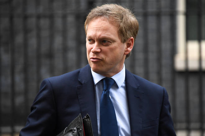 Grant Shapps has defended Dominic Cummings