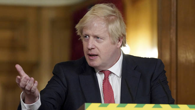 Boris Johnson will lead the press briefing amid calls for Dominic Cummings to quit
