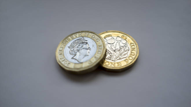 Old pound coins will not be legal tender from Sunday