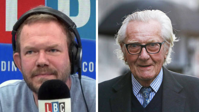 """The PM has created a dangerous umbilical cord to Cummings,"" Lord Heseltine tells James O&squot;Brien"