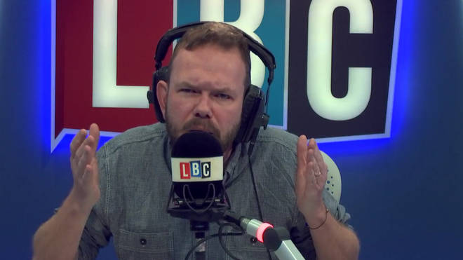 James O'Brien discussed the Natural History Museum incident