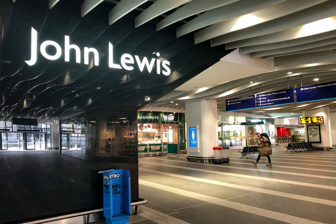 John Lewis is set to start reopening stores