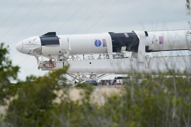 The SpaceX rocket will be launched on Wednesday