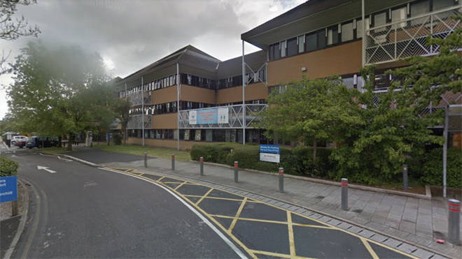 Weston General Hospital closed its doors to new patients due to high numbers with coronavirus