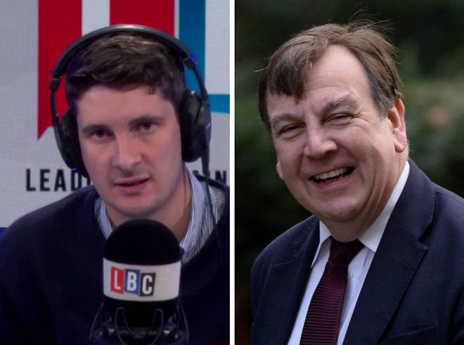 Tom Swarbrick spoke to John Whittingdale about the Chequers deal
