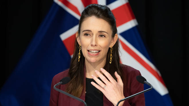Jacinda Ardern is been largely praised for her handling of the coronavirus pandemic in New Zealand