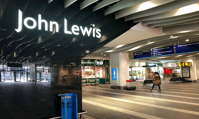 John Lewis have confirmed a phased reopening of stores following lockdown
