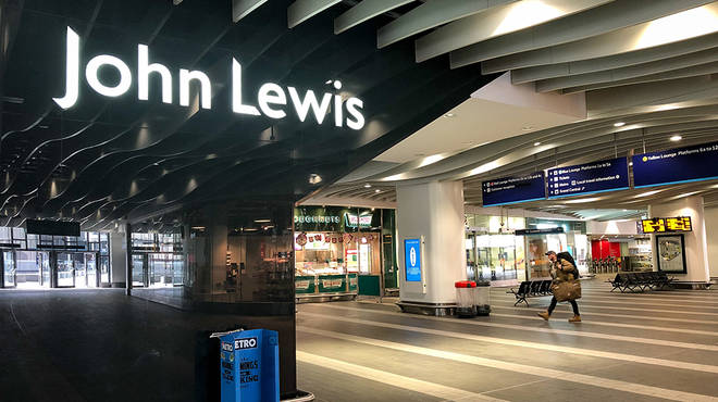 John Lewis has confirmed which stores are reopening