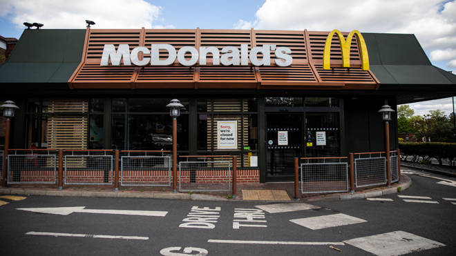 McDonald's is going to open hundreds more drive-thru branches