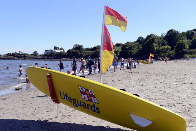 Another man has died after the RNLI called for beaches to be shut